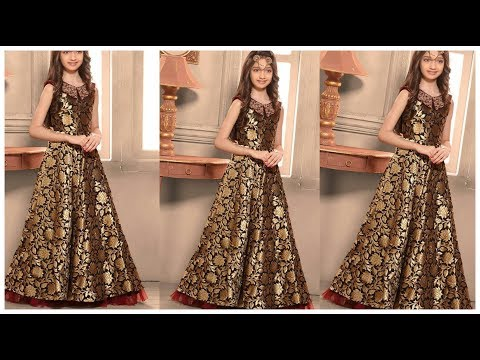Top Designers Gowns Designs for baby girls/Party wear Dresses for kids girls/  Gowns Designs 2018