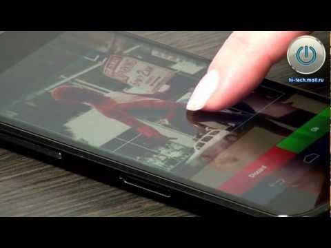 Обзор Google Nexus 4 от LG