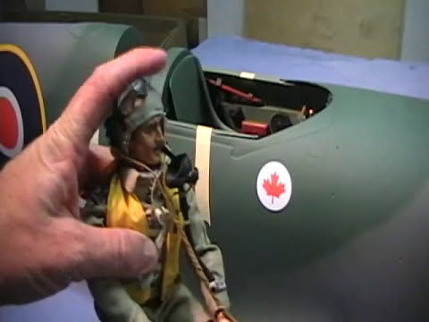 installation video for ESM 50cc Spitfire part II