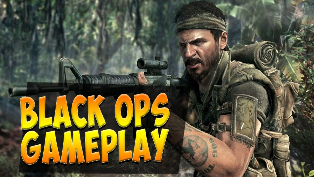 Chopper Black Black Ops Chopper Gunner And