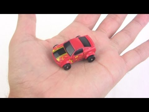 Hot Wheels RC Nitro Speeders test & overview
