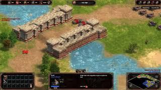 "AoE:DE - The Rise of Rome ""Pyrrhus of Epirus"" '33:08' (in-game time) [Easy]"