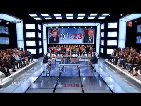 Débat Jean Marc Ayrault vs Nathalie Kosciusko Morizet  Des p 02