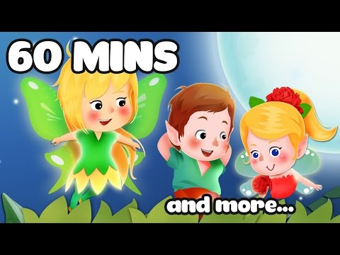 Nursery Rhymes Collection - ABC Song Kids Music [Video 4K]