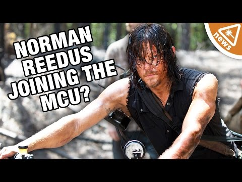 Could The Walking Dead's Norman Reedus Be Joining the MCU? (Nerdist News w/ Jessica Chobot)