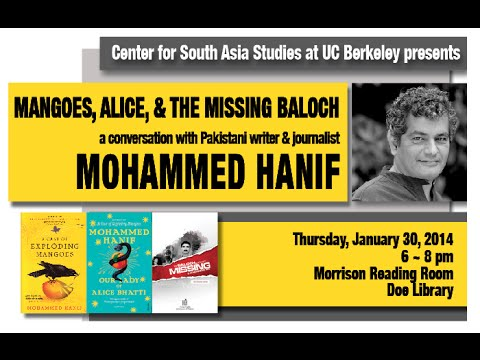 Mangoes, Alice, and the Missing Baloch: In conversation with Mohammed Hanif