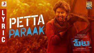 Petta Telugu Petta Paraak Rajinikanth Vijay Sethupathi Anirudh Ravichander