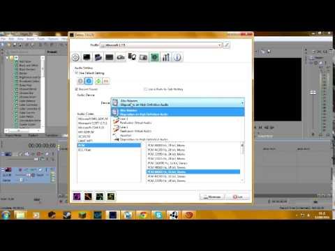 Como Configurar Dxtory 2.0.120