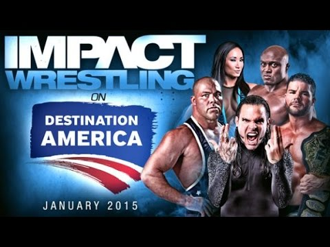 Breaking news: TNA lands a new television deal