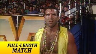 Razor Ramon's WWE Debut