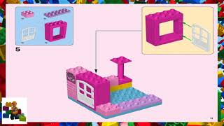 LEGO instructions - DUPLO - Disney Junior - 10844 - Minnie Mouse Bow-tique