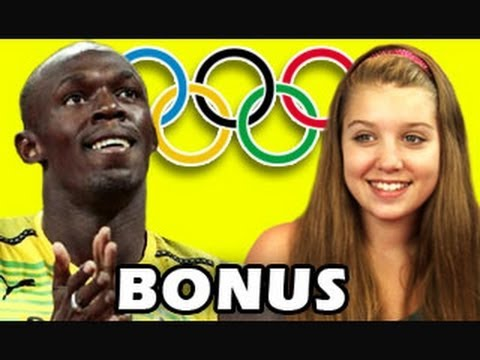 BONUS - KIDS REACT TO 2012 OLYMPICS