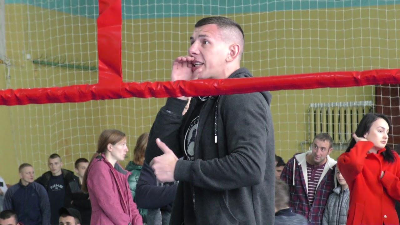 Як у Калуші відбувся Кубок «боксу восьмируких»
