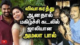 Amala paul's Character change after the Divorce with Lover Vijay – Party Paul