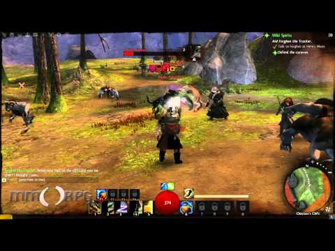 Guild Wars 2: Norn Engineer Gameplay