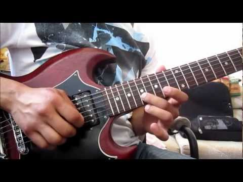 COVER SOLO JAY SOTO A LOVE LIKE A MINE.wmv