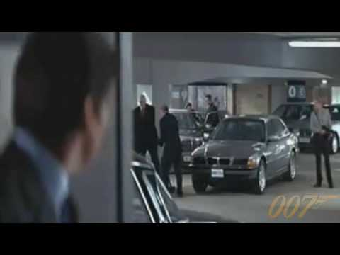 James Bond - Tommorow Never Dies - Bmw Car Chase video