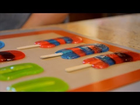 How to Make Jolly Ranchers Lollipops - Let's Cook