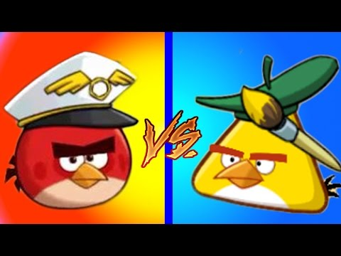 Angry Birds 2 ♥ PvP Arena Bronze League - Ep4 HD