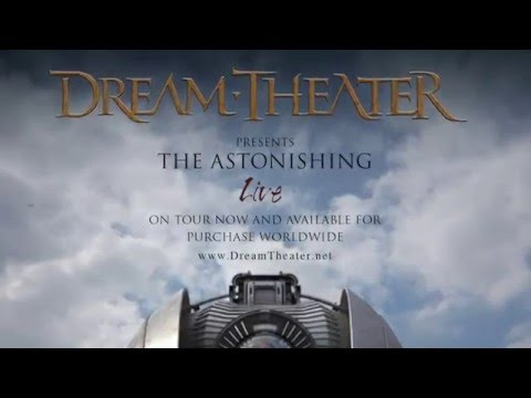 Jordan Rudess and Mike Mangini of Dream Theater on the Road in Europe
