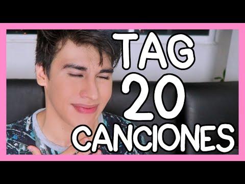 TAG DE LAS 20 CANCIONES! + TAYLOR Y KIM? l La Divaza