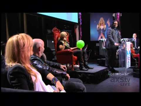 Revolver/Guitar World Rock N Roll Roast of Dee Snider PART 1