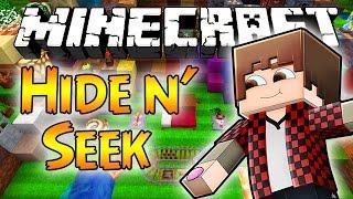 Minecraft: HIDE AND SEEK IS BACK! BajanCanadian, JeromeASF & Lachlan (Hide N' Seek / Block Hunt)
