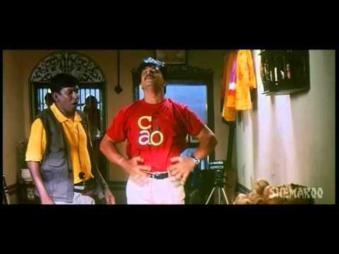 Oke Okkadu movie scenes- Arjun's funny dance (Manisha Koirala, Arjun, A.R.Rahman)