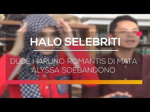 download lagu Dude Harlino Romantis Di Mata Alyssa Soebandono - Halo Selebriti gratis