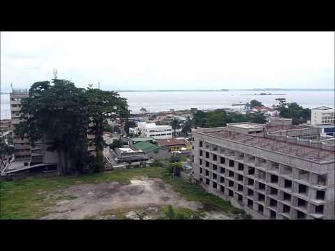 A View of Downtown Kinshasa
