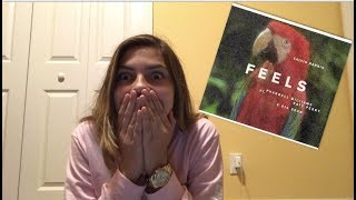Calvin Harris - Feels ft. Pharrell Williams, Katy Perry & Big Sean *REACTION*