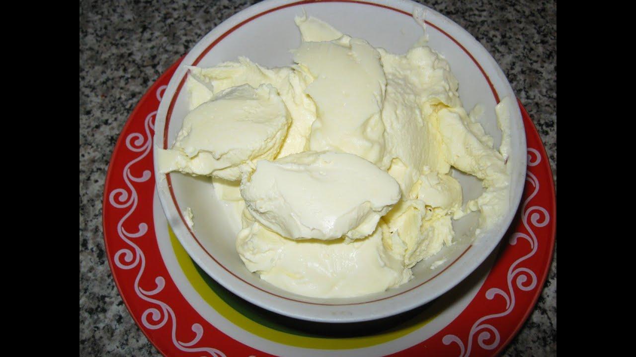 Как в домашних условиях приготовить сыр маскарпоне в домашних условиях
