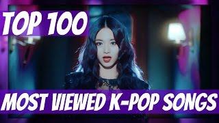[TOP 100] MOST VIEWED K-POP MUSIC VIDEOS • DECEMBER 2016