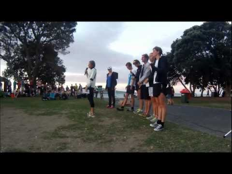 Stroke and Stride & NZ Swim Run Champs 2013