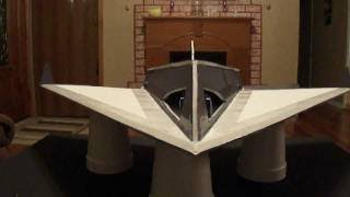 64mm Delta Wing RC Jet Built from scratch