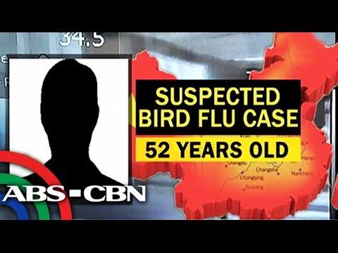 OFW galing China hinihinalang namatay sa bird flu