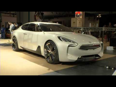 LA Auto Show - Ultimos modelos de autos y conceptos
