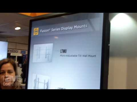DSE 2015: Chief Talks About X-Large Adjustable Fusion Mount