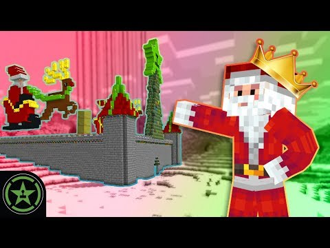 SANTA'S TRIALS - Christmas King Part 1 - Minecraft (#344) | Let's Play