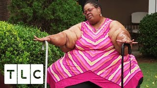 Chitoka Attempts To Walk Outside For The First Time In Years | My 3000-lb Family