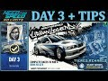 NFS No Limits Day 3 TIPS BMW M3 GTR Most Wanted Urban Legend mp3