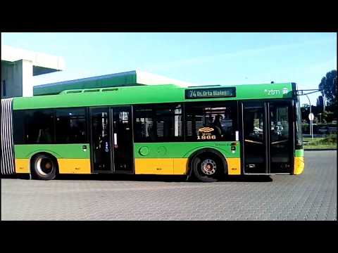 Autobusy W Poznaniu | Lato 2017