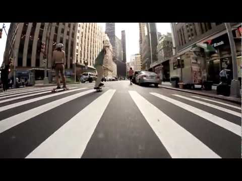 NYC Skate Session With Crigler, Kelly and Noble