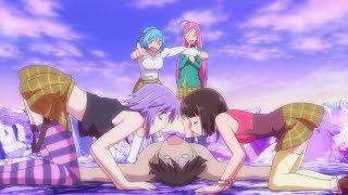 Top 10 Harem Anime With Demon-Human Relationship [HD]