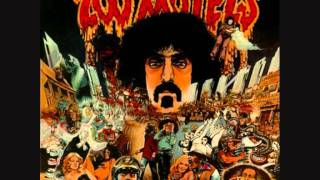 Watch Frank Zappa Mystery Roach video