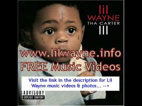 Lil Wayne : Tha Carter III - 06 - Dr. Carter Video