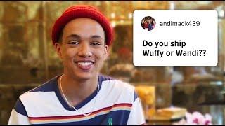 Wuffy or Wandi: Darius (Andi Mack