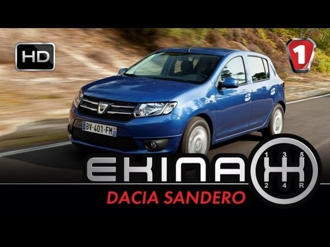 Dacia Sandero, тест-драйв