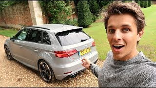 £60,000 AUDI RS3 TO REPLACE MY A45 AMG?
