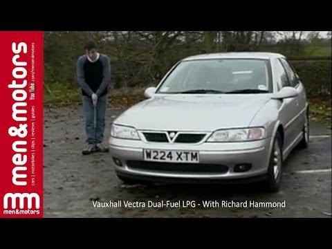 Vauxhall Vectra Dual-Fuel LPG - With Richard Hammond